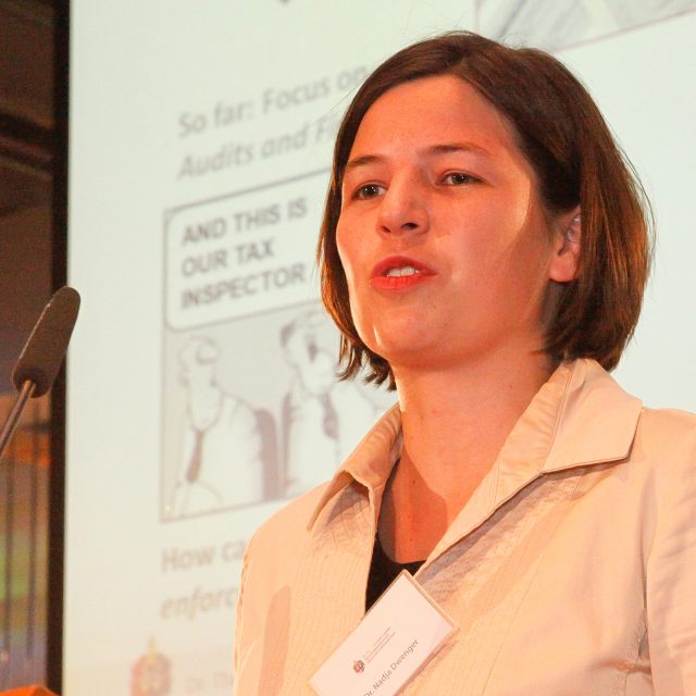 Nadja Dwenger